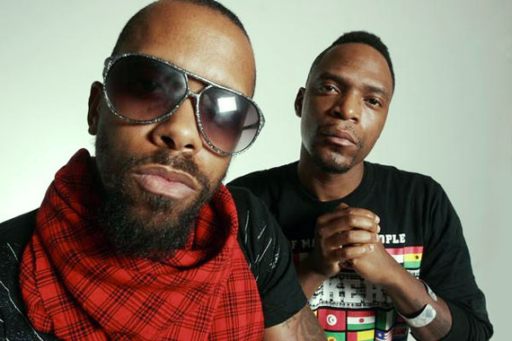 Dead Prez - RBG: Revolutionary But Gangsta